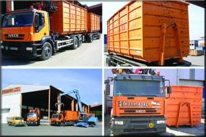 Containerdienst - Hörzer Eisen & Metalle GmbH